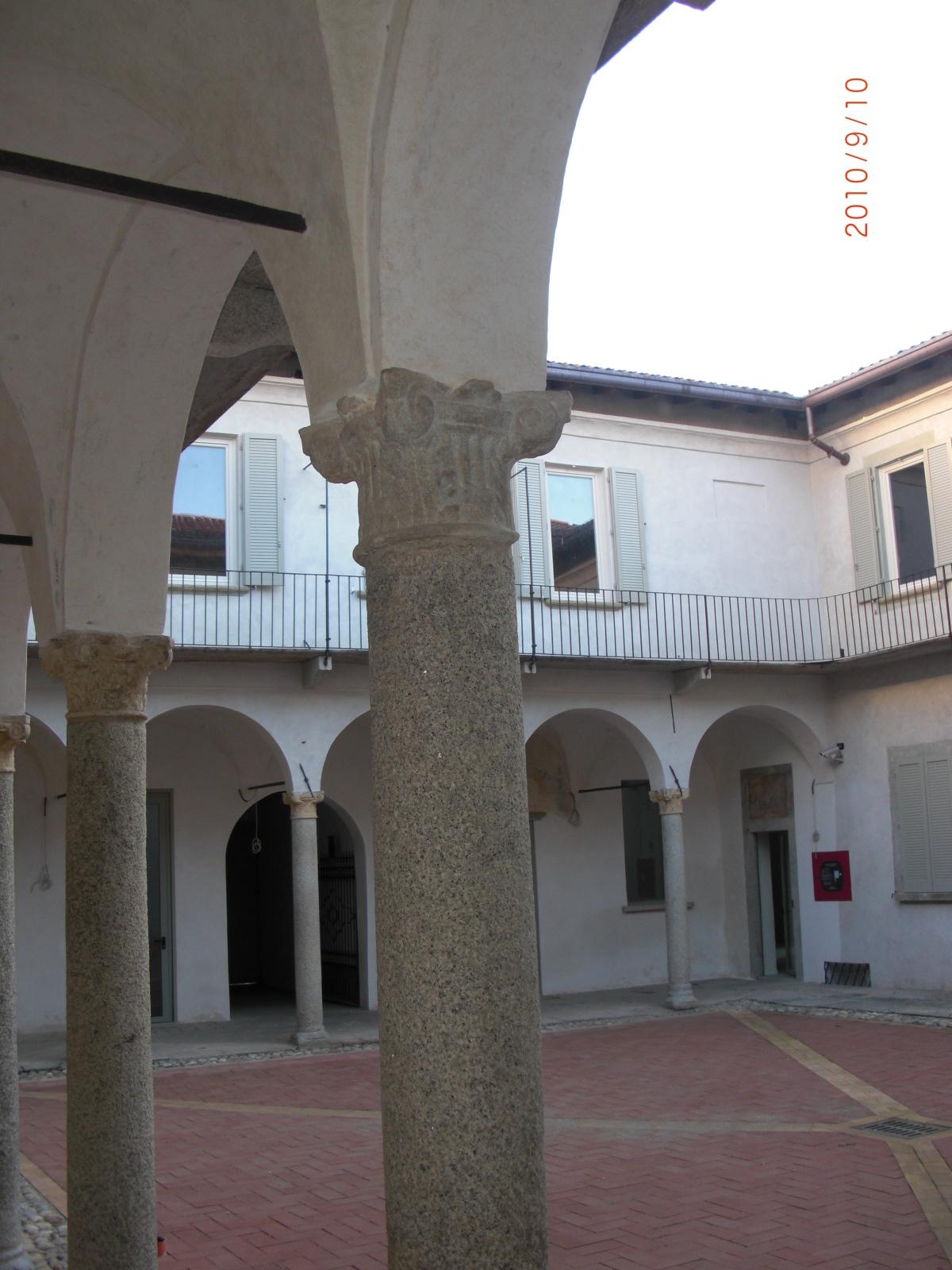 Ex casa degli umiliati a monza milano nei cantieri dell 39 arte - Casa dell ottone milano ...