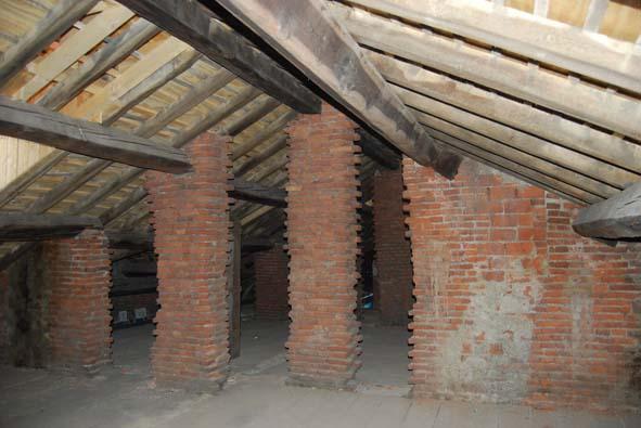 Cascina cuccagna milano nei cantieri dell 39 arte - Bagno in mansarda non abitabile ...
