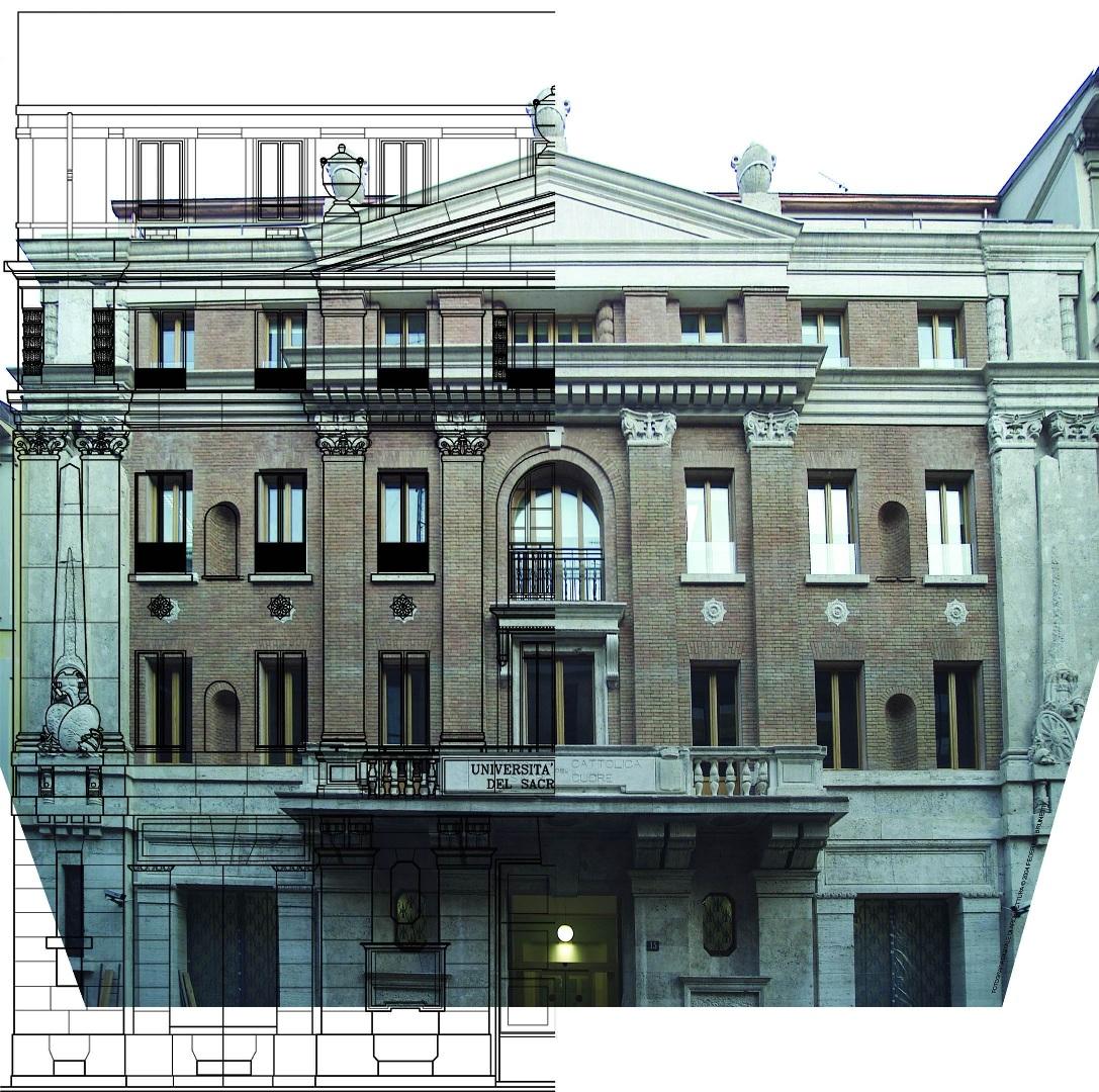 Edificio di via nirone milano nei cantieri dell 39 arte for Immagini del piano casa gratis